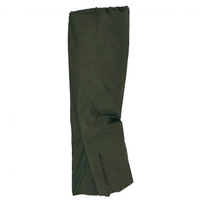 Helly Hansen 70429 Mandel PVC-coated Rain Pants Green