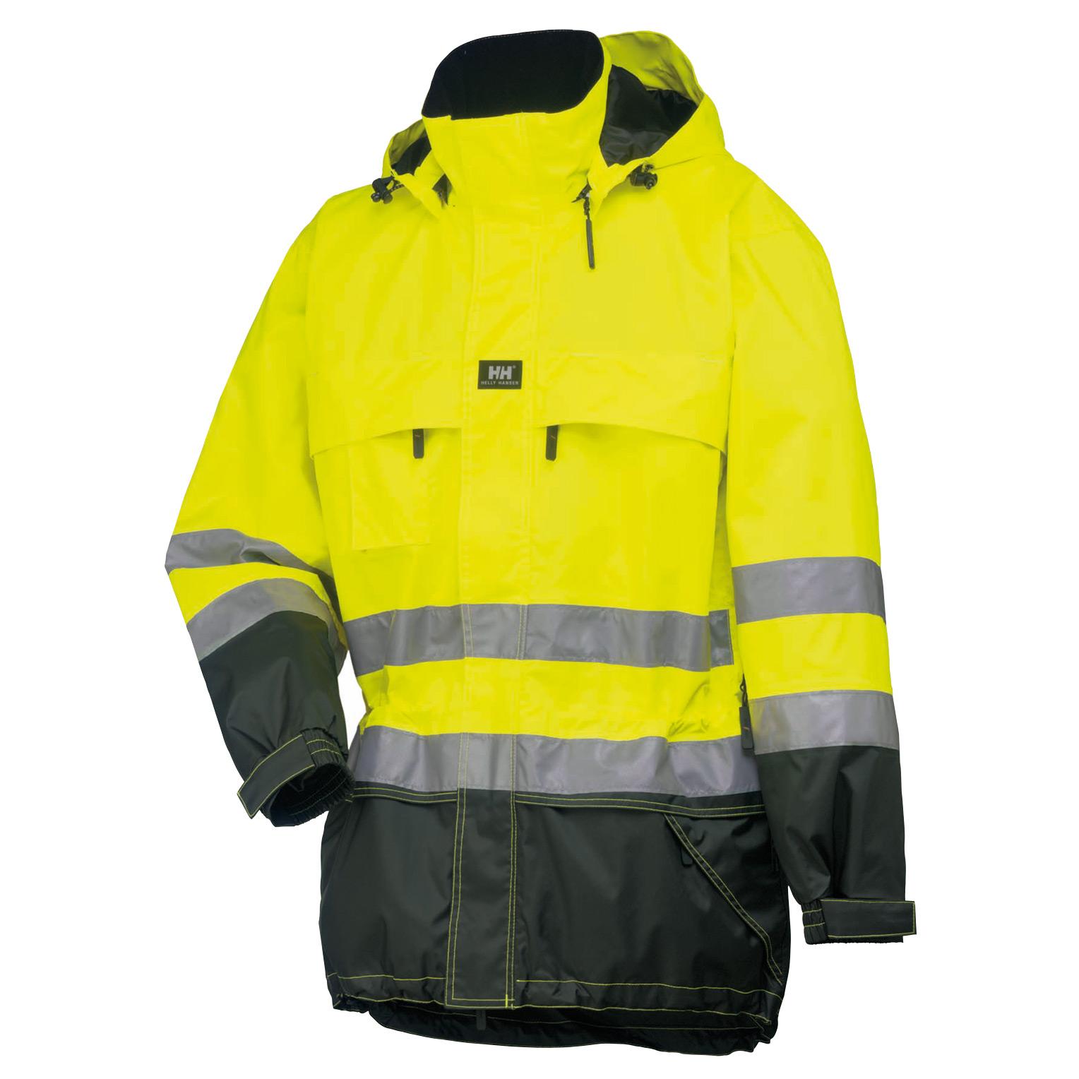 03ecf970fe1 Helly Hansen Potsdam High Visibility Winter Jacket — iWantWorkwear