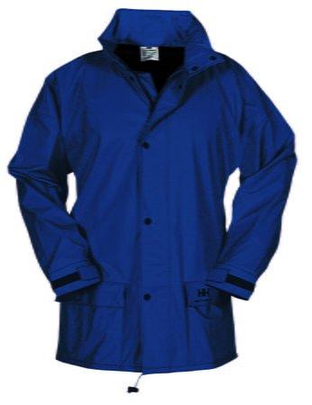 Helly Hansen Workwear 70148 Impertech™ Deluxe Rain Jacket, Midnight Blue