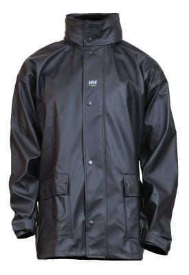 Helly Hansen Workwear 70148 Impertech™ Deluxe Rain Jacket, Black