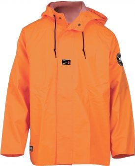 Helly Hansen Workwear 70240 Fox Creek Fire Resistant Rain Jacket
