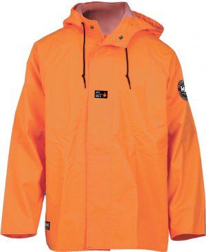 Helly Hansen Workwear 70240 Fox Creek Fire Resistant Rain Jacket