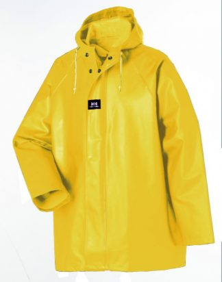 Helly Hansen 70300 Highliner PVC Rain Jacket, Yellow