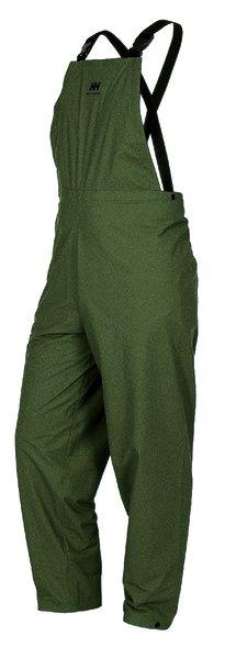 70548 Helly Hansen Men's Impertech™ Double-layer Reinforced Rain Pant w/ Internal Chest Pocket, Green Brown