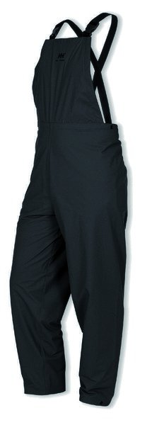 70548 Helly Hansen Men's Impertech™ Double-layer Reinforced Rain Pant w/ Internal Chest Pocket, Black