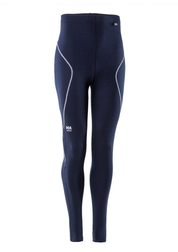 75443 Helly Hansen Workwear Men's Lifa Max Thermal Underwear /w Lifa® Moisture Wicking Technology, Classic Navy