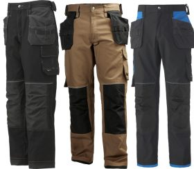 f0f161e7 Chelsea Evolution Construction Pants - Helly Hansen 77442 ...