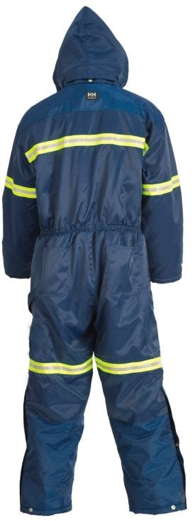 76612 Helly Hansen Workwear Men's Thompson Insulated Snow Suit w/ 3M™ Scotchlite™ Reflective Material Back