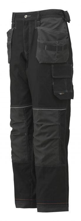 77488 Helly Hansen Workwear Men's Chelsea Insulated Construction Pants w/ Hanging Pockets, Extendable Leg, Cordura® Reinforcement & YKK® Zipper