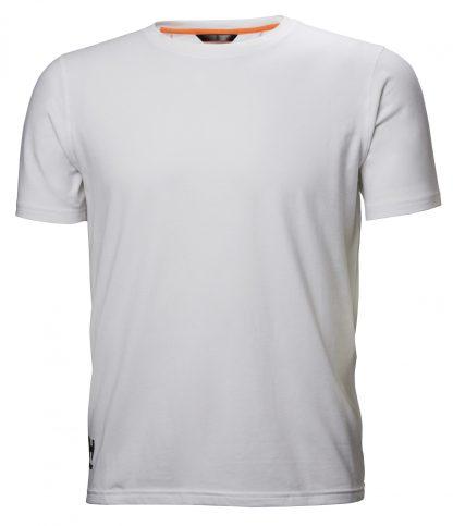 79198 Helly Hansen Workwear Men's Chelsea Evolution T-shirt, Back White
