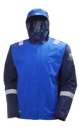 Mens Aker Rain Jacket, Reflective Striping 71050