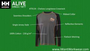 79134 Helly Hansen Chelsea Long sleeve