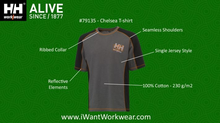 79135 Helly Hansen Chelsea T-shirt 79135