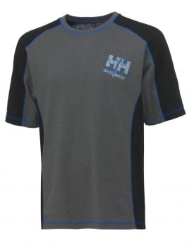 79135_802 Helly Hansen Shortsleeve T-Shirt, Blue