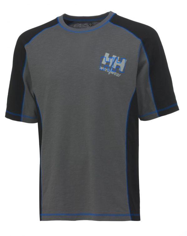 79135_802 Helly Hansen Shortsleeve T-Shirt, Blue