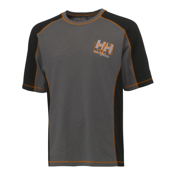 79135_979 Helly Hansen Shortsleeve T-Shirt, Orange