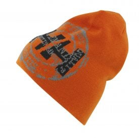 79837 Helly Hansen Workwear Chelsea Beanie, Orange Alt