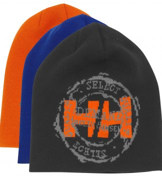 Helly Hansen Unisex HHWORKWEAR Beanine, Orange, Blue and Black