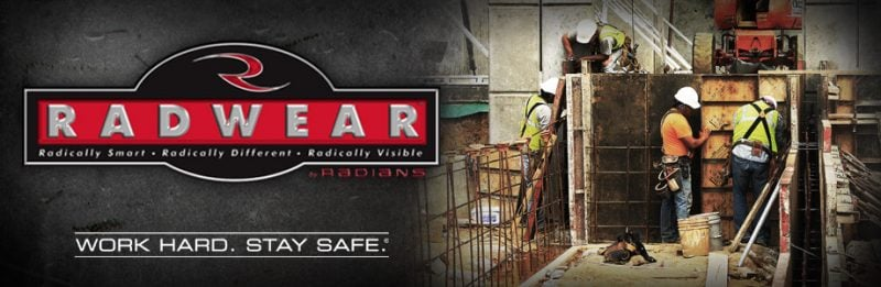 Radians Radwear High Visibility Safety Apparel