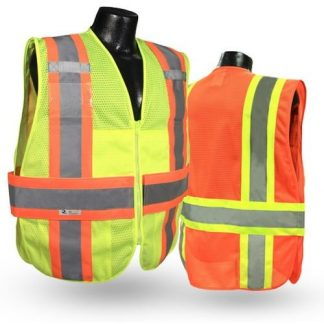 Radians SV23 Class 2 Expandable Two-Tone High Vis Safety Vest