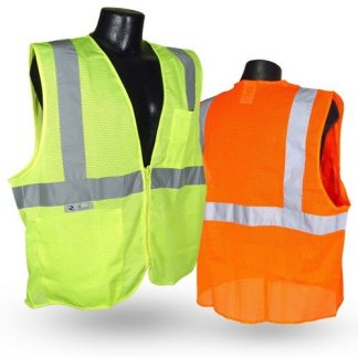Radians SV25 Class 2 Flame Resistant Self Extinguishing Safety Vest