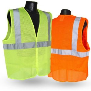 Radians SV2 Economy Type R Class 2 High Visibility Safety Vest