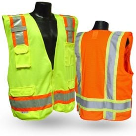 Radians SV46 Surveyor Class 2 Breakaway Safety Vest