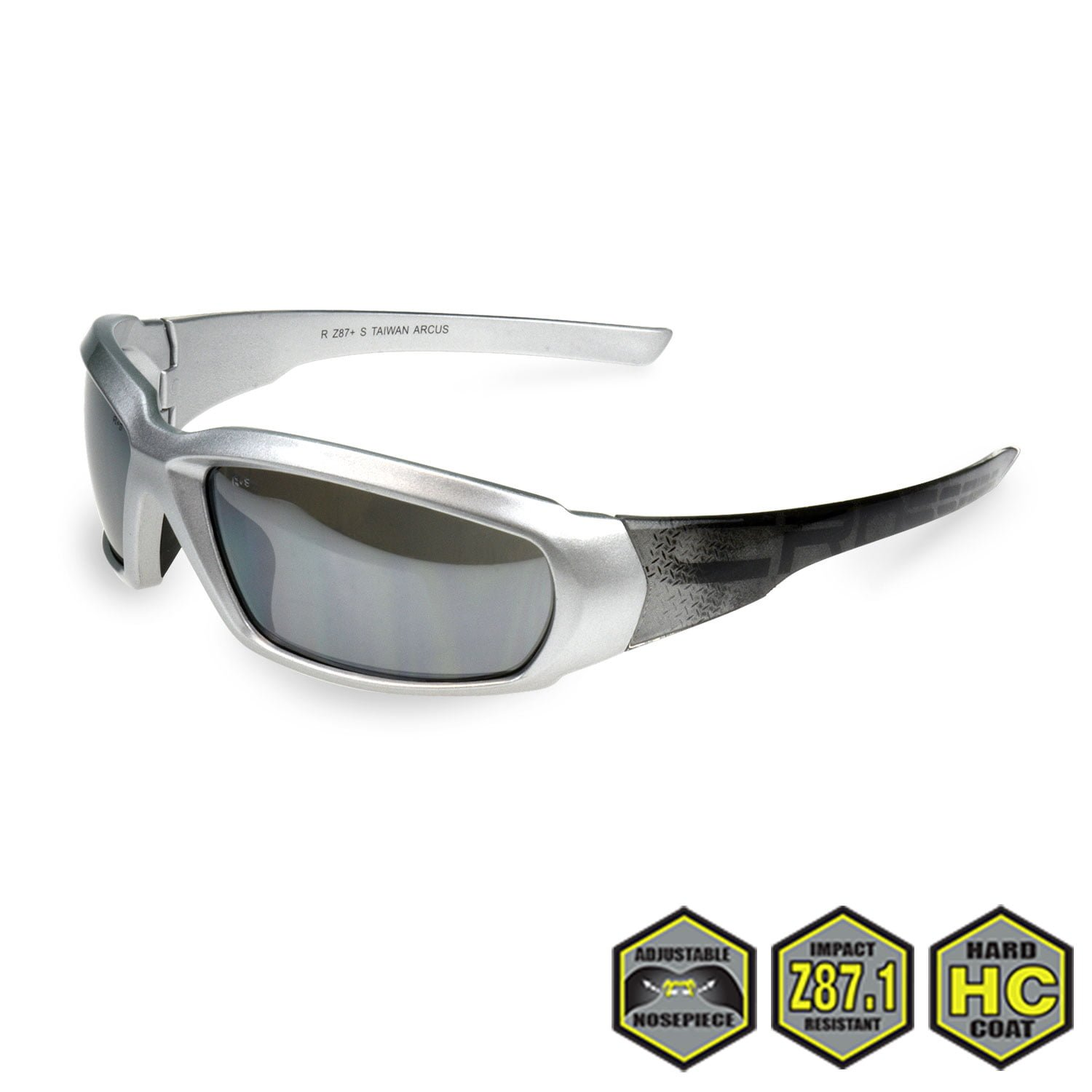 6c50880980f Radians Crossfire Arcus Safety Glasses