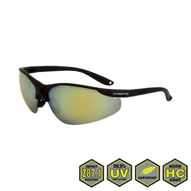 7472e31f17e Radians Crossfire Brigade Safety Glasses
