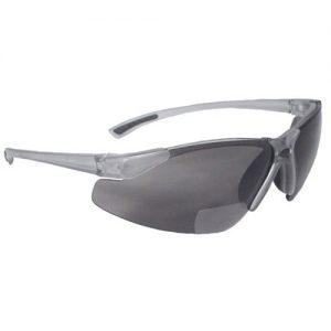 Radians C2™ Bi-focal Safety Glasses, Smoke