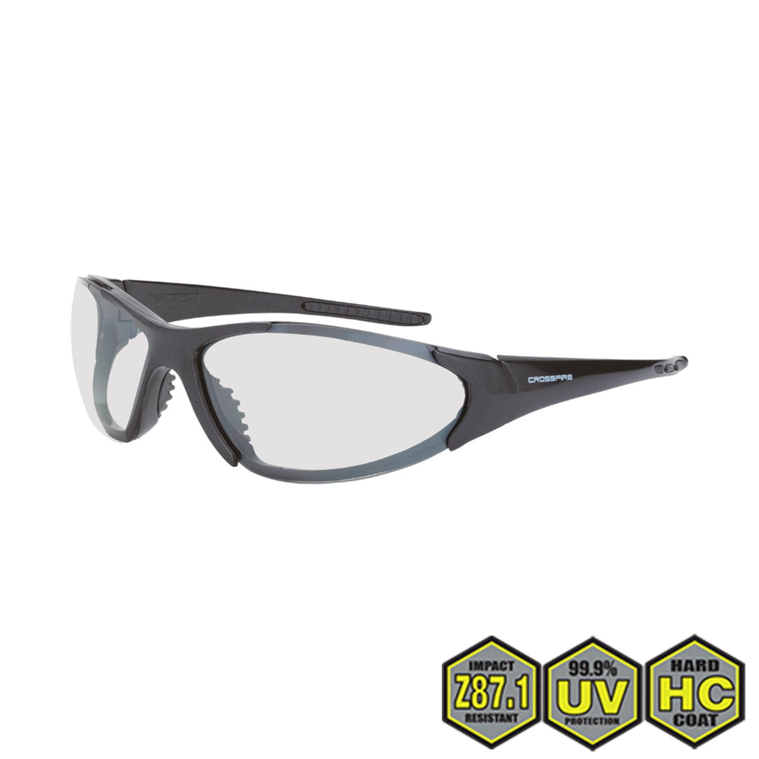 a778fb33bf8 Radians Crossfire Core Safety Glasses
