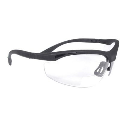 Radians Cheaters™ Safety Glasses, Clear Lens