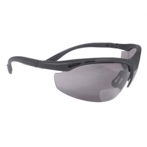 Radians Cheaters™ Safety Glasses, SmokeLens