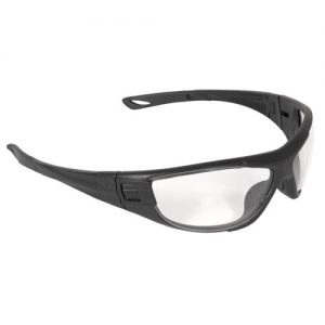 Radians CT1-11 Cuatro™ 4-in-1 Foam Lined Safety Glasses, CT1-11 Clear