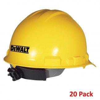 DeWalt DPG11 Cap Style Hard Hat, 20-pack