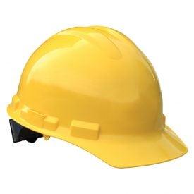 DeWalt Cap Style Hard Hat, DPG11 Yellow Front