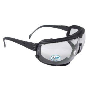 Radians Dagger™ IQ Anti-fog Foam-lined Safety Goggle, DG1-13 Clear Anti-fog Lens