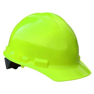 Radians Granite™ Cap Style Hard Hat, GHP4,Hi-vis Green
