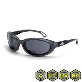 Radians Crossfire MK12 Bifocal Safety Glasses,