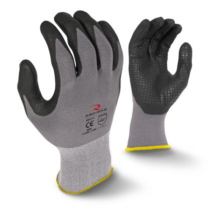 Radians RWG11 Microdot Foam Nitrile Gripper Work Glove, Main
