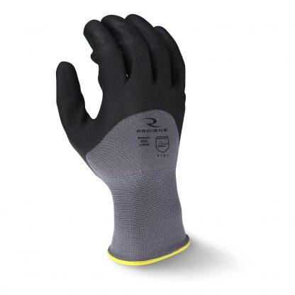 Radians RWG20 3/4 Foam Dipped Nitrile Work Gloves, Back