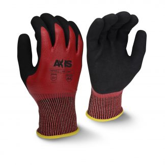 Radians RWG556 AXIS™ Cut Level A4 Nitrile Dipped Work Gloves, Pair