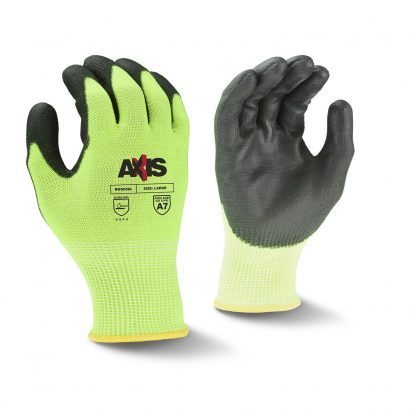 Radians RWG558 AXIS™ High Visibility Cut Level A7 Work Glove, Pair