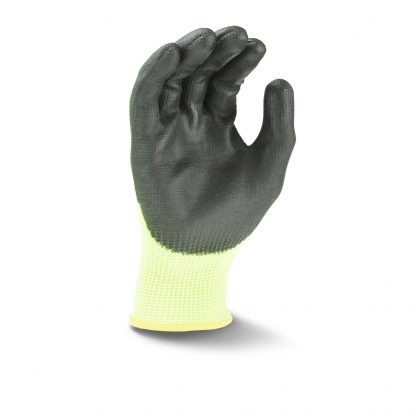 Radians RWG558 AXIS™ High Visibility Cut Level A7 Work Glove, Palm