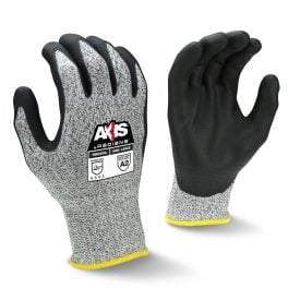 Radians RWG563 Axis Cut level A2 Cut Resistant Nitrile Gloves, Main