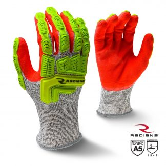 Radians RWG603 ANSI Cut Level 5 Cut Resistant Safety Gloves, Main
