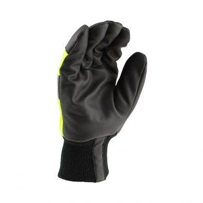 Radians RWG800 Thermal Lined Hi-Vis Work Glove, Palm