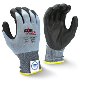 Radians RWGD105 AXIS D2™ Cut Protection Level A2 Glove With Dyneema Diamond Technology, Pair