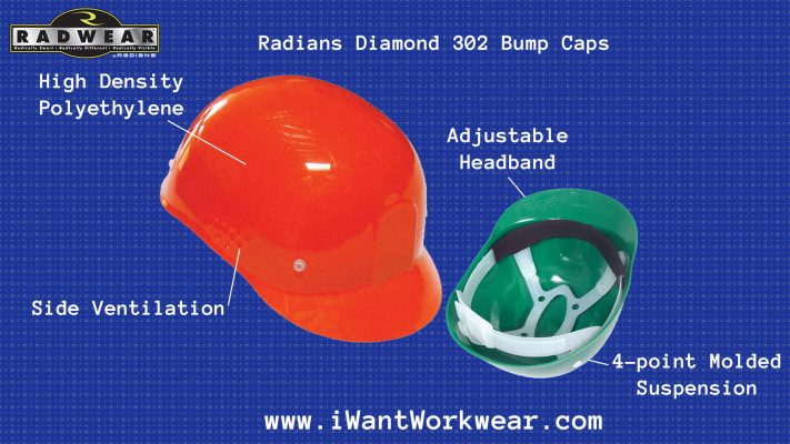 Radians Diamond™ 302 Bump Caps