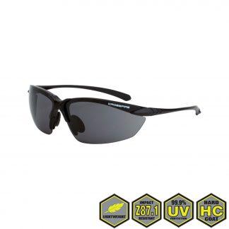 Radians Crossfire Sniper Safety Glasses,